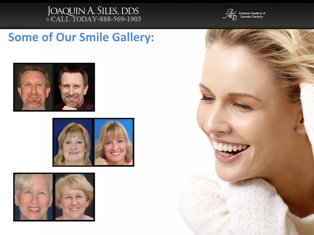 Some of Our Smile Gallery: