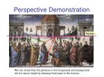 perspective demonstration1