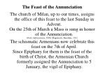the feast of the annunciation7
