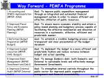 way forward pemfa programme1