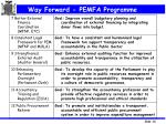 way forward pemfa programme2