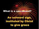 what is a sacrament