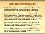 5 10 lubrication mechanics