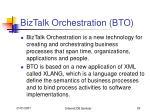biztalk orchestration bto