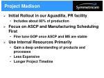 project madison8