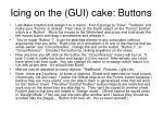icing on the gui cake buttons