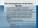 the consequences of the kirov murder1