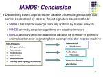 minds conclusion
