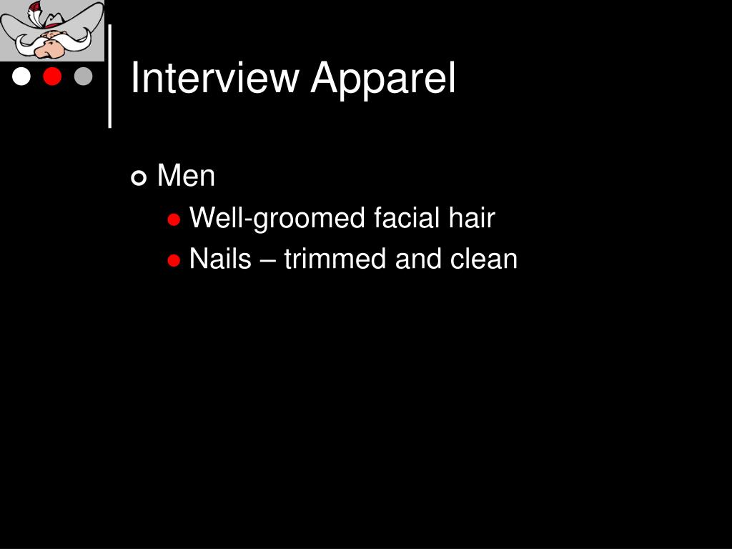Interview Apparel