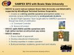 sampex epo with bowie state university1