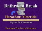 hazardous materials1