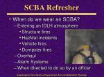 scba refresher1