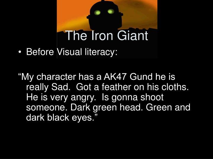 The Iron Giant