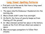 long vowel spelling patterns1