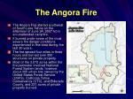 the angora fire