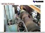 6b gas turbine