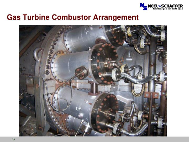Ppt Gas Turbine Technologies For Electric Generation