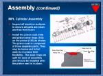 assembly continued5