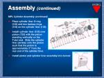 assembly continued6