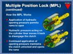 multiple position lock mpl continued3