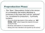preproduction phase2