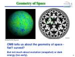 geometry of space