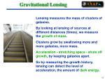 gravitational lensing53