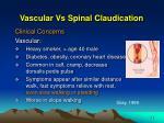vascular vs spinal claudication1