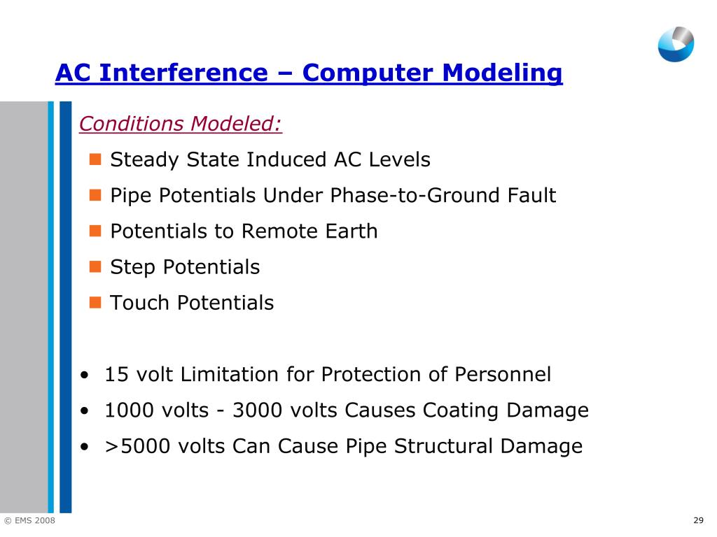 PPT - Control of DC and AC Interference on Pipelines PowerPoint