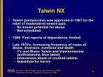 talwin nx