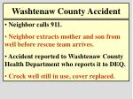 washtenaw county accident