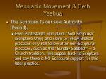 messianic movement beth yeshua1