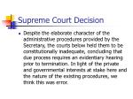 supreme court decision