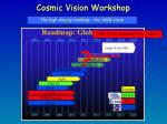 cosmic vision workshop6