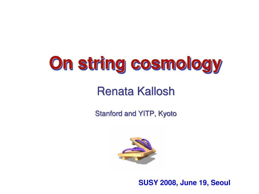 on string cosmology