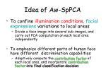 idea of aw sppca