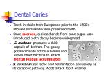 dental caries1
