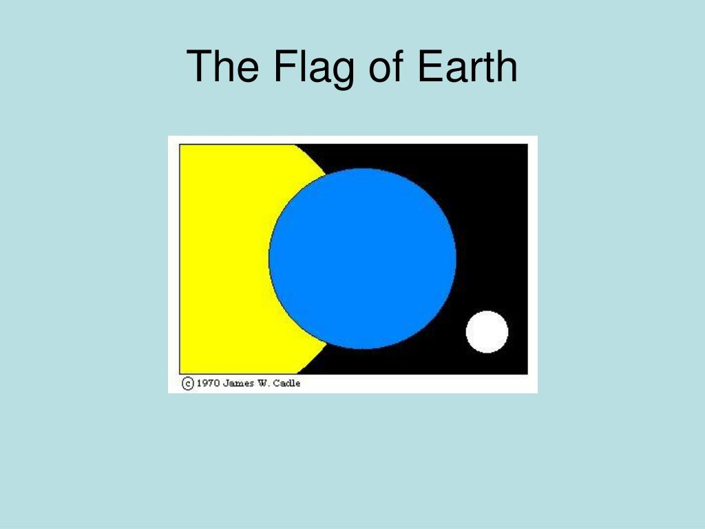 The Flag of Earth