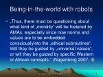 being in the world with robots3