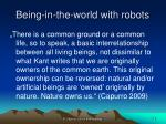 being in the world with robots8