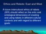 ethics and robots east and west4