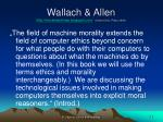 wallach allen http moralmachines blogspot com oxford univ press 20094