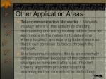other application areas1