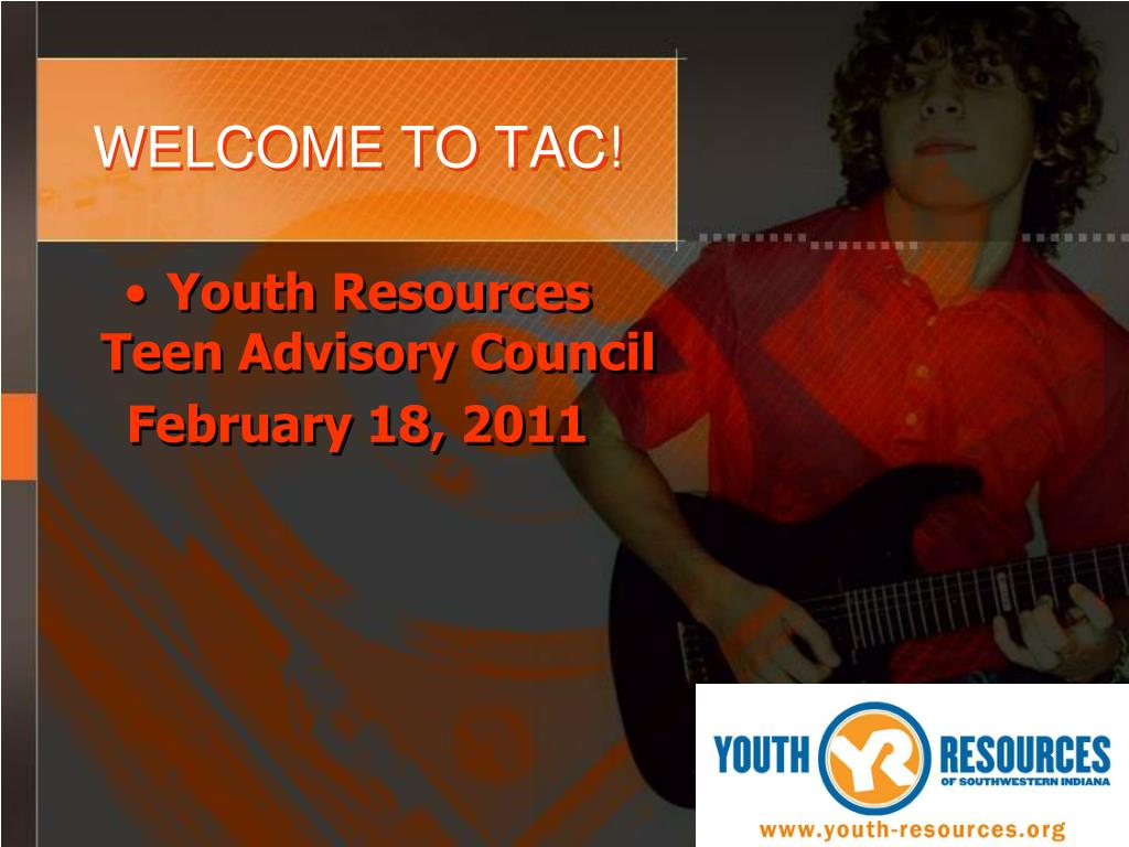 WELCOME TO TAC!