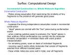 surflex computational design3