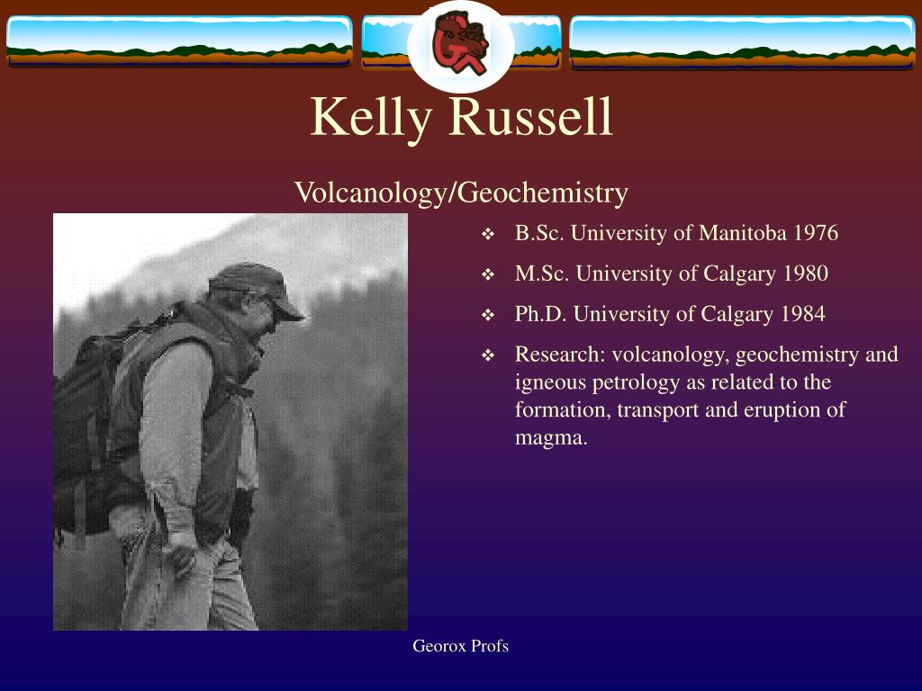 Kelly Russell