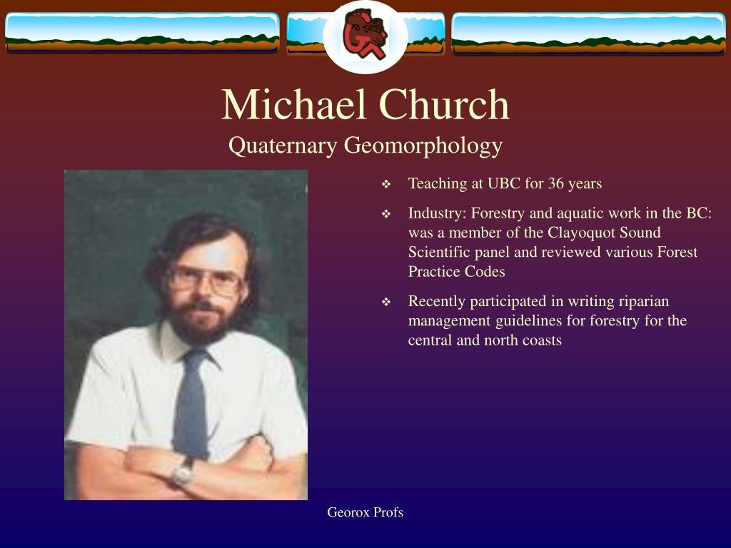 Michael Church
