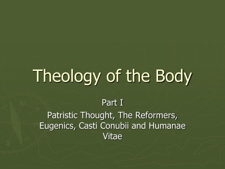 theology of the body n.