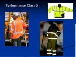 performance class 3