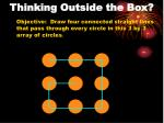thinking outside the box1